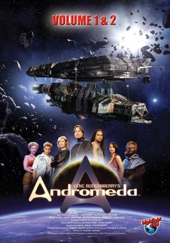 Andromeda Season 1 Vol. 1-2 -- via Amazon Partnerprogramm