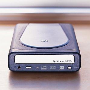 HP dvd300e, USB 2.0/FireWire (Q2109A)