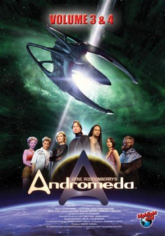 Andromeda Season 1 Vol. 3-4 -- via Amazon Partnerprogramm