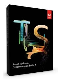 Adobe: technical Communication Suite 4.0, update from FrameMaker 9/10/11, RoboHelp 8/9/10, Captivate 4/5/6 (English) (PC) (65187216)