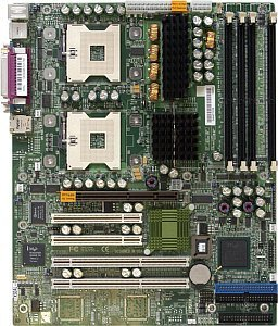 Supermicro X5DAL-G, iE7505 (dual PC-2100 DDR)