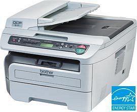 Brother DCP-7045N, S/W-Laser