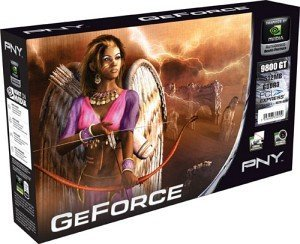 PNY Verto GeForce 9800 GT HybridPower,  512MB DDR3, 2x DVI, TV-out (GH9800GN2F51XPB)