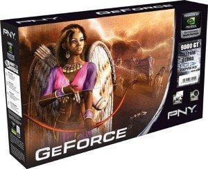 PNY Verto GeForce 9800 GT HybridPower, 512MB DDR3, 2x DVI, TV-out (GH9800GN2F51XPB)