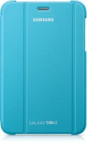 Samsung Diary Schutzhülle für Galaxy Tab 2 7.0 blau (EFC-1G5SLEC)