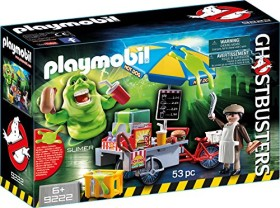 playmobil Ghostbusters - Slimer mit Hot Dog Stand (9222)