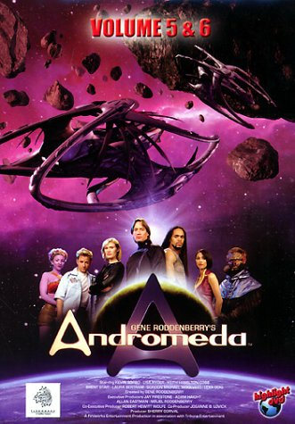 Andromeda Season 1 Vol. 5-6 -- via Amazon Partnerprogramm