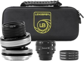 Lensbaby Optic Swap Macro Collection for micro Four Thirds (LBOSMKM)