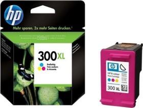 HP Druckkopf mit Tinte 300 XL dreifarbig (CC644EE)