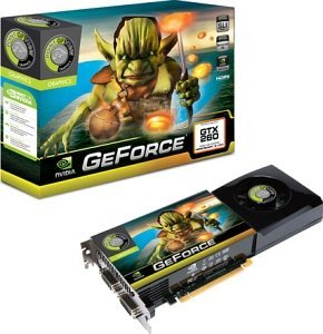 Point of View GeForce GTX 260 Premium 55nm EXO, 896MB DDR3, 2x DVI, TV-out (R-VGA150911CF-EXO)