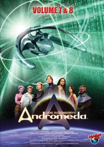 Andromeda Season 1 Vol. 7-8 -- przez Amazon Partnerprogramm