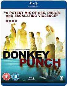 Donkey Punch (Blu-ray) (UK)