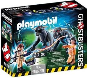 playmobil Ghostbusters - Venkman und Terror Dogs (9223)