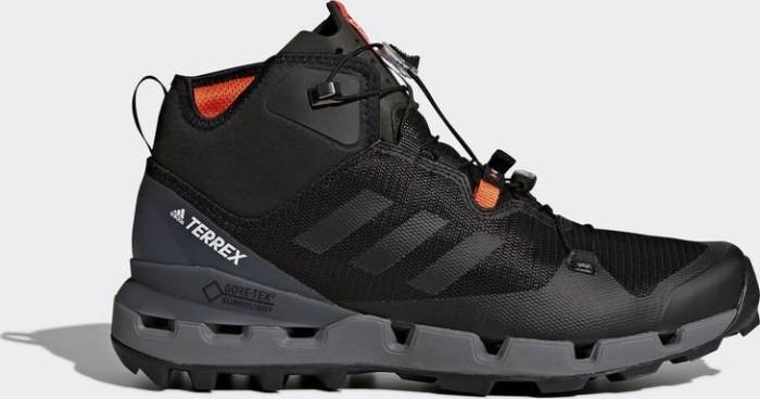 adidas Terrex almost mid GTX core black vista grey (men) (BB0948 ... e7148e2aa