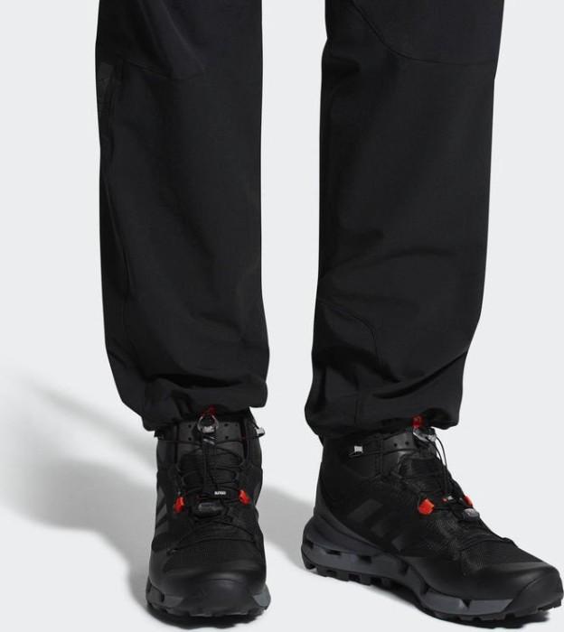adidas Terrex Fast Mid GTX core blackvista grey (Herren) (BB0948) ab € 125,97