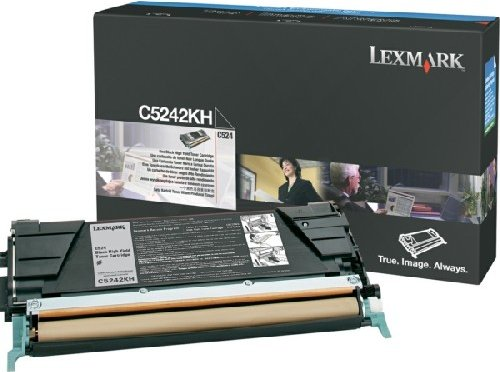 Lexmark C5242KH Toner schwarz -- via Amazon Partnerprogramm