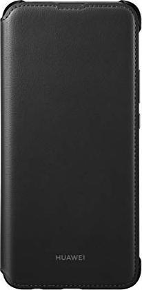 Huawei Flip Cover für P Smart Z schwarz (51993127) -- via Amazon Partnerprogramm
