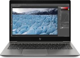HP ZBook 14u G6 Touch silber, Core i7-8565U, 16GB RAM, 512GB SSD, PL (6TP72EA#AKD)