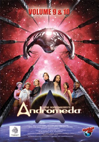 Andromeda Season 1 Vol. 9-10 -- via Amazon Partnerprogramm