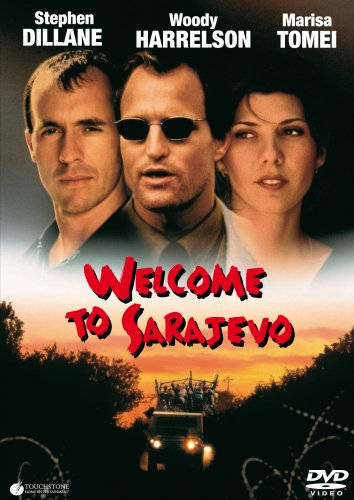 Welcome to Sarajevo -- via Amazon Partnerprogramm