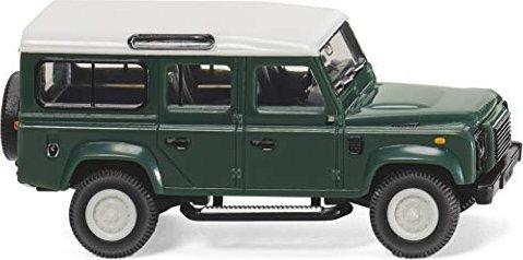 Wiking 010202 Land Rover Defender 110 keswick green Scale 1 87 NEU OVP