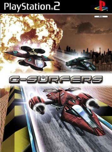 G-Surfers (niemiecki) (PS2) -- via Amazon Partnerprogramm