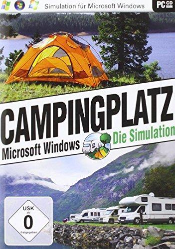 Campingplatz Simulator 2012 (deutsch) (PC) -- via Amazon Partnerprogramm