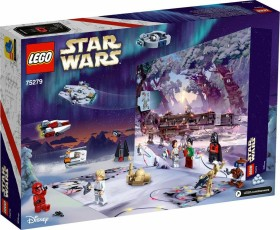 LEGO Star Wars - Adventskalender 2020 (75279)