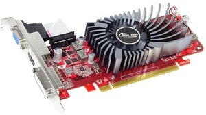 ASUS EAH6570/DI/1GD3(LP), Radeon HD 6570, 1GB DDR3, VGA, DVI, HDMI