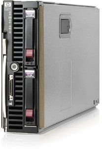 HP ProLiant BL460c G7, Xeon DP E5620, 6GB RAM (603588-B21)