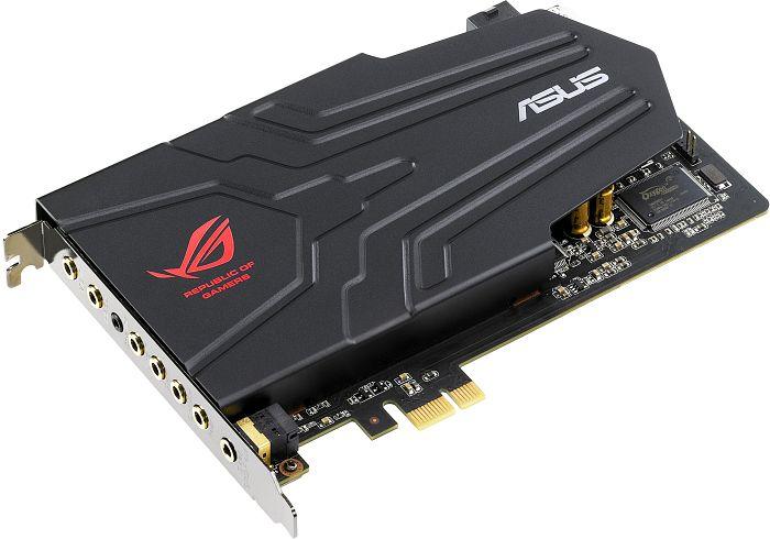 ASUS ROG Xonar Phoebus Solo, PCIe (90-YAA0M2-0UAN0BZ)