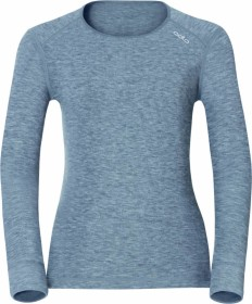 Odlo Active Warm Shirt langarm grey melange (Damen) (152021-15700)