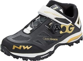 Northwave Enduro Mid black/off white/gold (80164041-62)