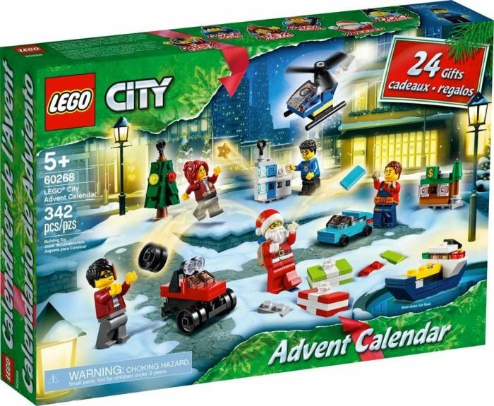 LEGO City - Advent Calendar 2020 (60268)