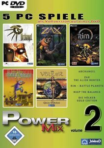 JoWooD Powermix Vol. 2 (deutsch) (PC)