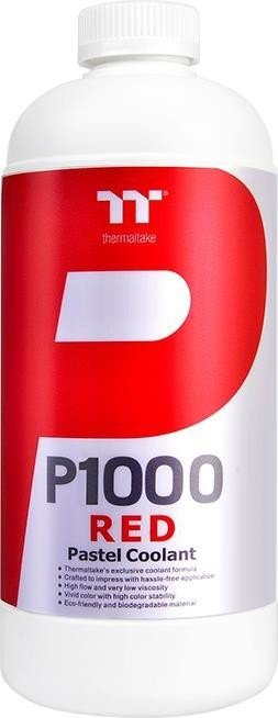 Thermaltake Pastel Coolant P1000, coolant, 1000ml, red (CL-W246-OS00RE-A)
