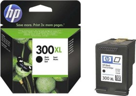 HP Printhead with ink 300 XL black (CC641EE)