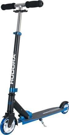 Hudora Big Wheel Bold 125 Scooter dark blue (14251)