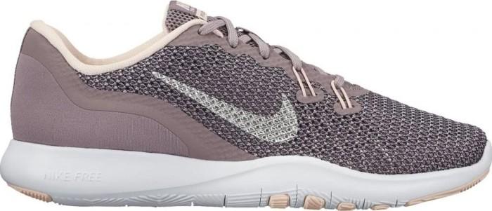 a8395a741 Nike Flex Trainer 7 Bionic taupe grey metallic silver (ladies) (917713-