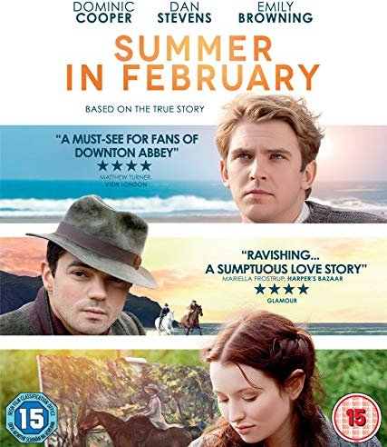 Summer In February Book