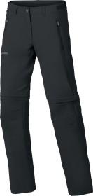 VauDe Farley stretch ZO T-Zip pant long black (ladies) (40144-010)
