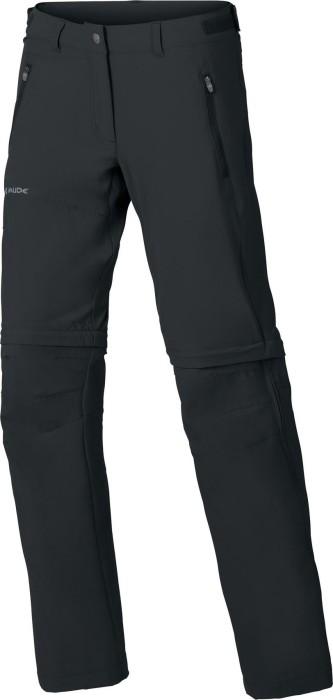 harmonische Farben Exklusive Angebote üppiges Design VauDe Farley Stretch ZO T-Zip Hose lang schwarz (Damen) (40144-010) ab €  56,37