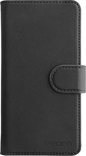 Pedea Book Cover Echtleder Premium für Apple iPhone 11 schwarz (50160815) -- via Amazon Partnerprogramm