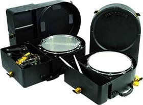 """Hardcase Snare Case 14"""" Free Floating (HN14FFS)"""