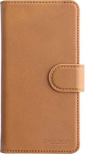 Pedea Book Cover Echtleder Premium für Apple iPhone 11 braun (50160816) -- via Amazon Partnerprogramm