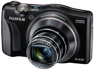 Fujifilm FinePix F770EXR schwarz (4004345)