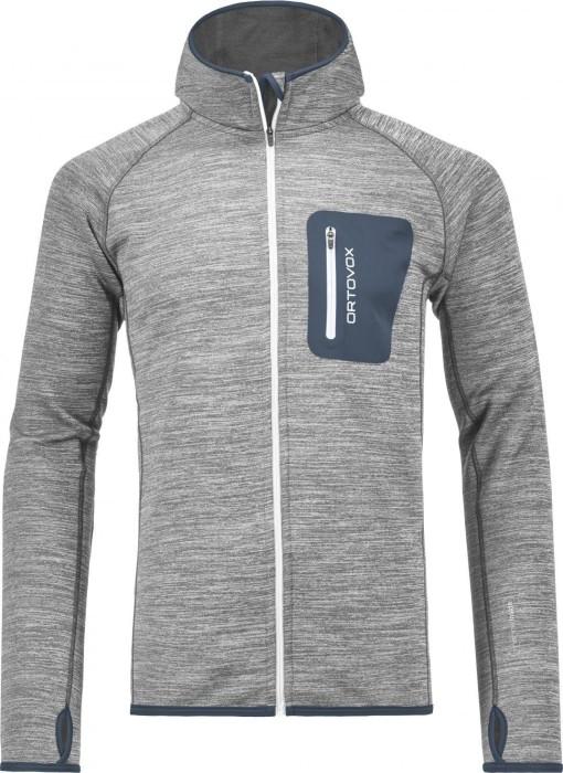 Ortovox Fleece Melange Hoody Jacke grey blend (Herren) ab € 135,27 (2020) | Preisvergleich Geizhals Österreich
