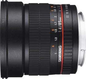 Samyang 85mm 1.4 Asph IF UMC for Fujifilm X black (1111210101)