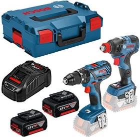 Bosch Professional Cordless Tool Set incl. L-Boxx + 2 Batteries 5.0Ah (06019G4205)
