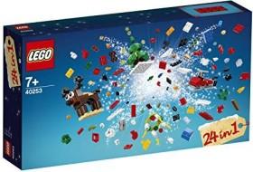 LEGO 24-in-1 Christmas Build-Up Advent Calendar (40253)